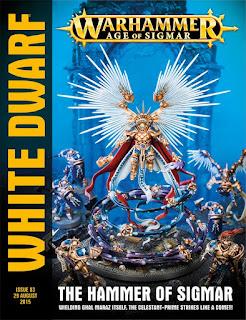 Revisión de la White Dwarf Weekly número 83