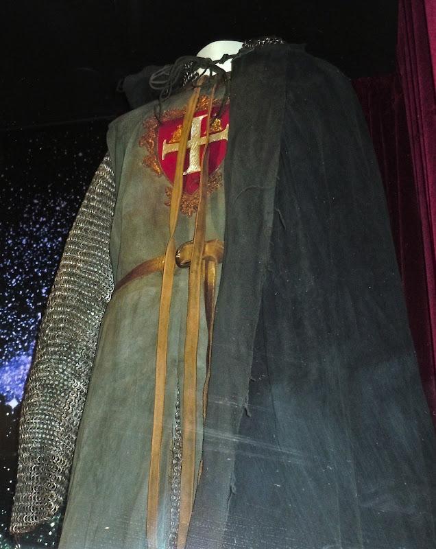 Russell Crowe Robin Hood Crusader costume