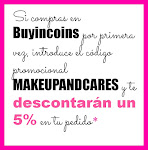 Cdigo Promocional Buyincoins