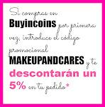 Código Promocional Buyincoins
