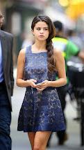 Selena Gomez Super Cute In Short Dress