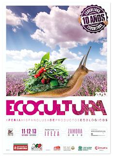 Cartel Ecocultura 2013