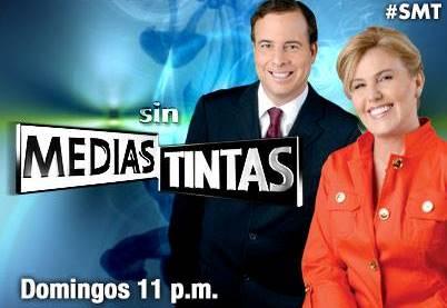 Sin Medias Tintas – Domingo 17-08-14