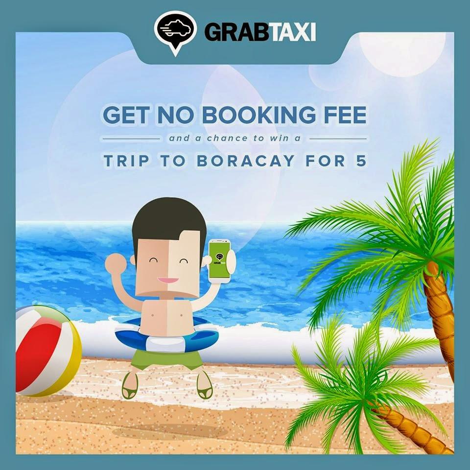 GrabTaxi No Booking Fee