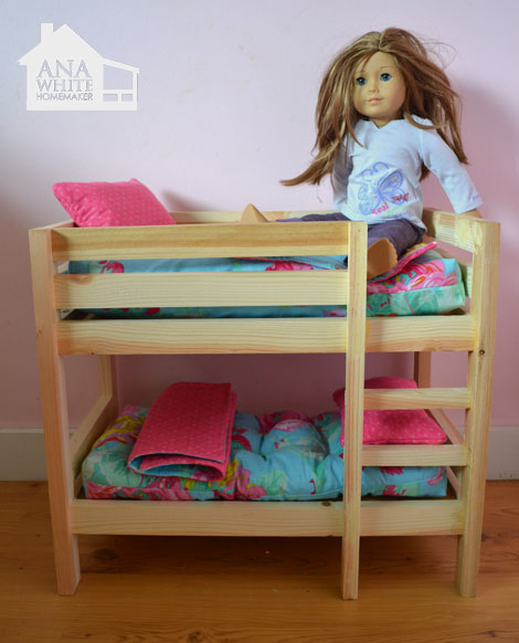... for Woodworking Plans Doll Bunk Beds - DIY Woodworking Projects