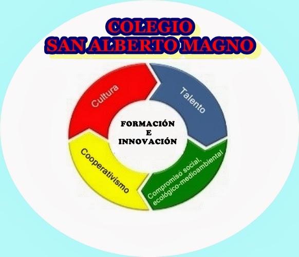 Plan de Centro Colegio San Alberto Magno