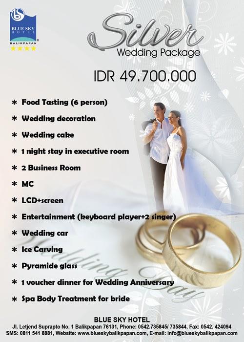 Blue sky hotel gold wedding package junglespirit Images