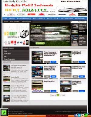 Distributor Body Kit Mobil-Pabrik Bodykitnya Mobil Indonesia