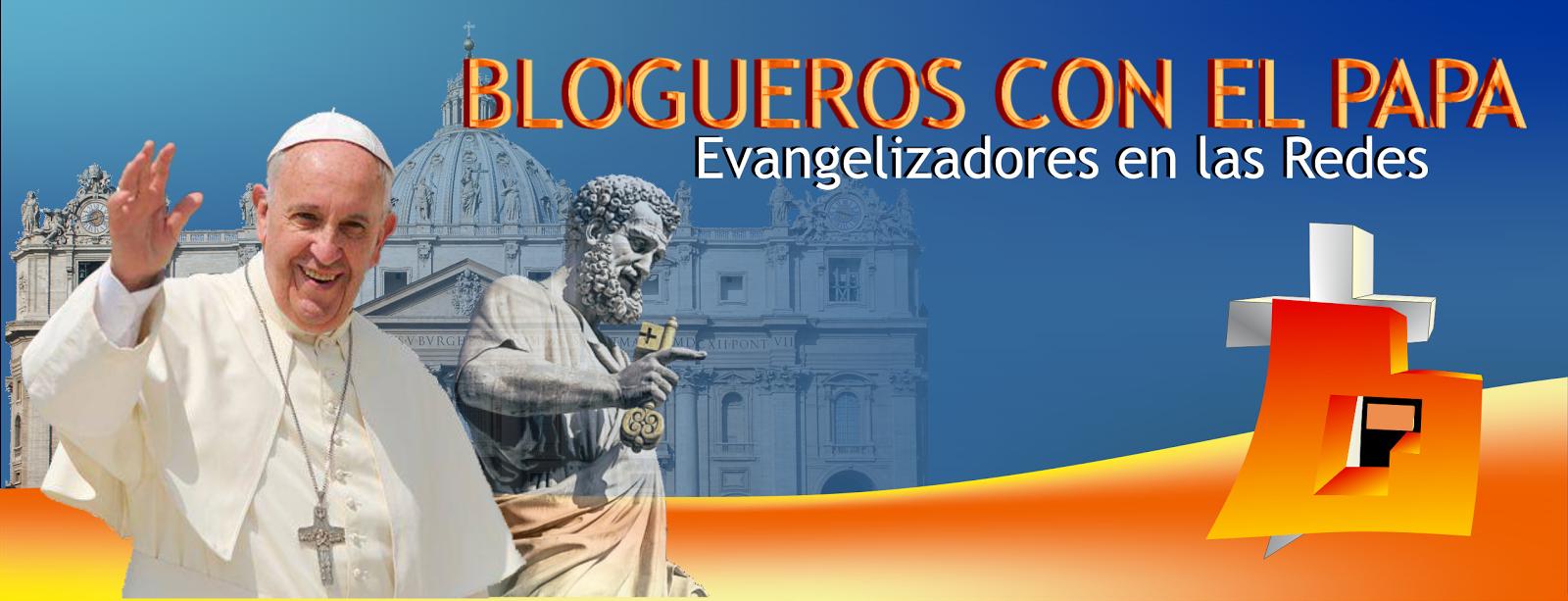 ASOCIACIÓN INTERNACIONAL DE BLOGUEROS CON EL PAPA