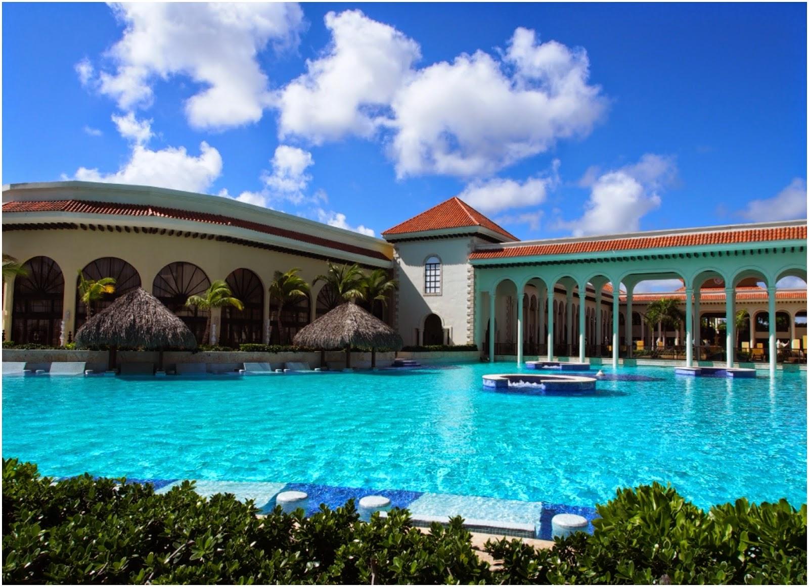 Paradisus Palma Real Punta Cana Redefining Luxury AllInclusive - Paradisus resorts
