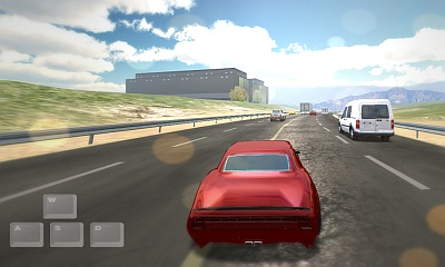 Highway Racer pe Facebook