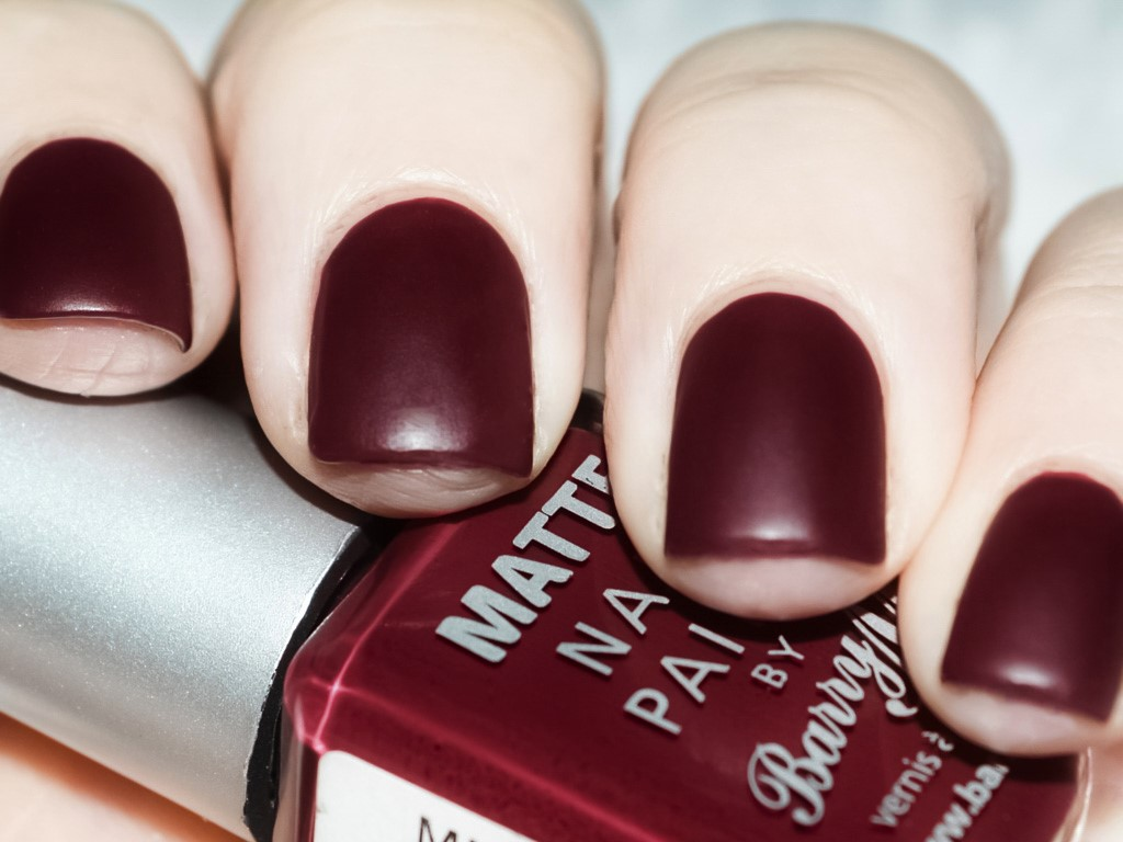 Barry M Burgundy Crush