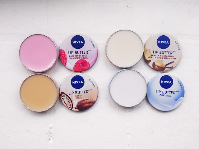 Nivea Lip Butter is one of the best for the dry and chapped lips. Containing natural almond oil and shea butter that heals the skin, soften the skin and calm the skin for a long period of time. Comes in four flavor, Raspberry Rose, Cocoa, Vanilla and Macadamia and Original. Price is idr 30.000 and available in supermarket like hyper mart or toko obat modern.