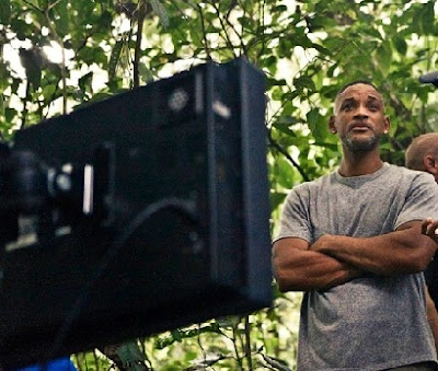 movie after earth will smith filming