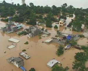 Vietnam flood photo