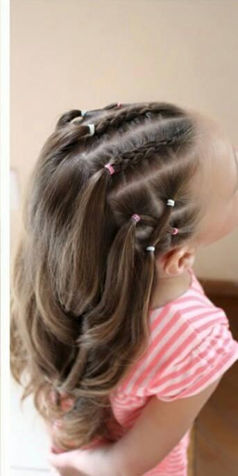 KIDS HAIR DIY