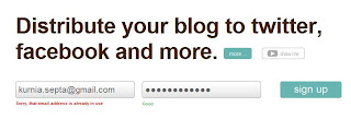 Membuat Auto Post dari Blog ke Twitter & Facebook