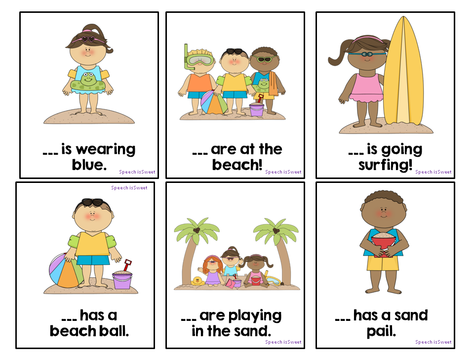 Speech is Sweet: Summer Pronouns