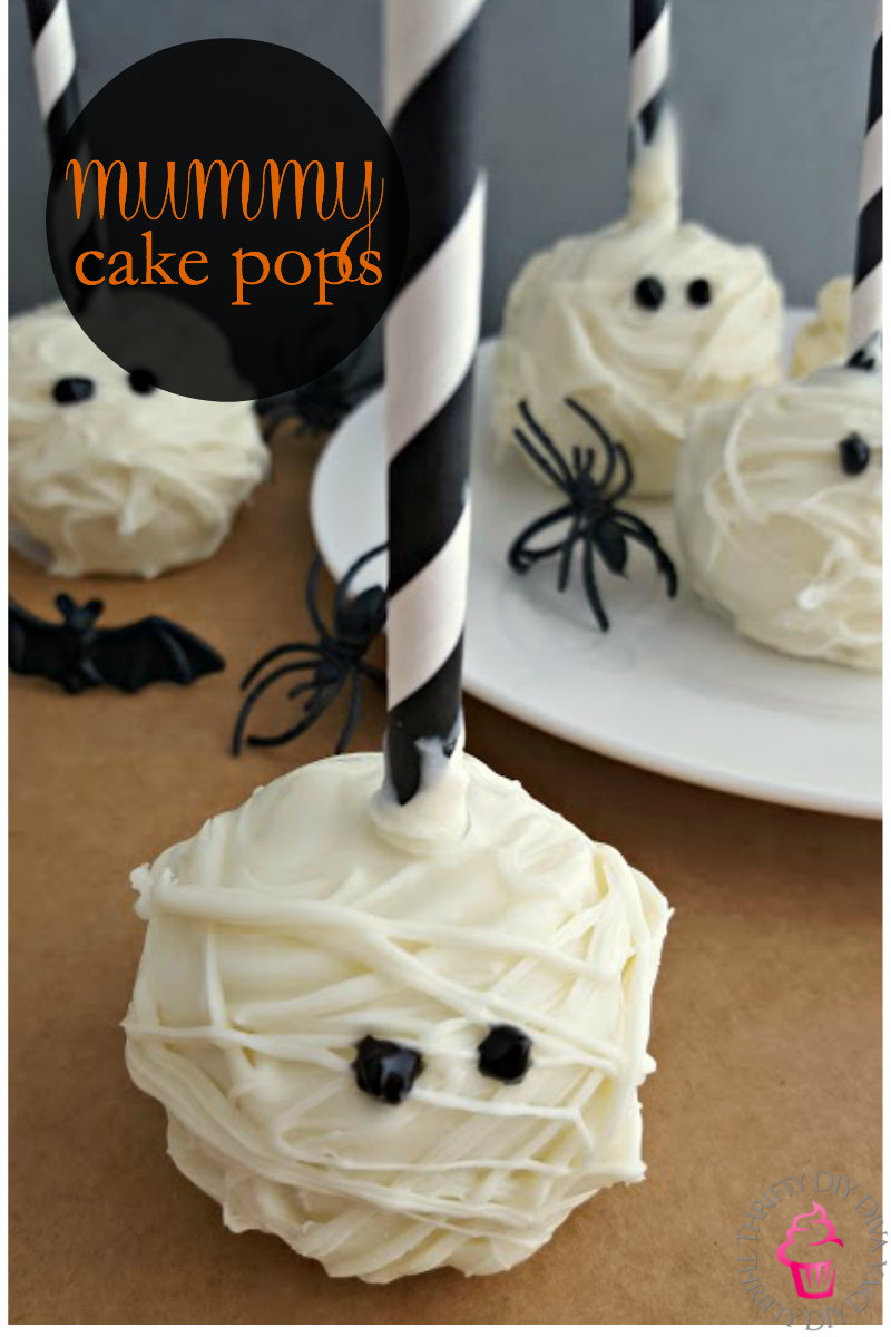 Creative halloween recipes for cakes