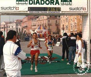 Marathón de Venecia 95