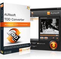 Aunsoft TOD Converter
