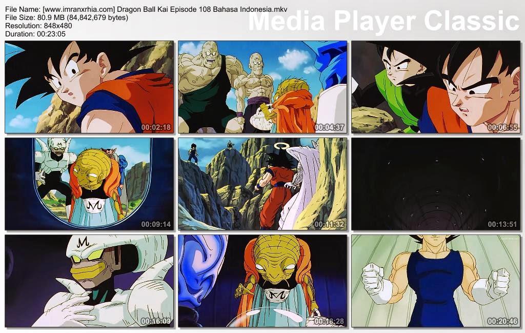 Download Film / Anime Dragon Ball Kai Episode 108 (Jebakan yang Disiapkan Penyihir Babidi! Raja dari Dunia Iblis, Dabura) Bahasa Indonesia