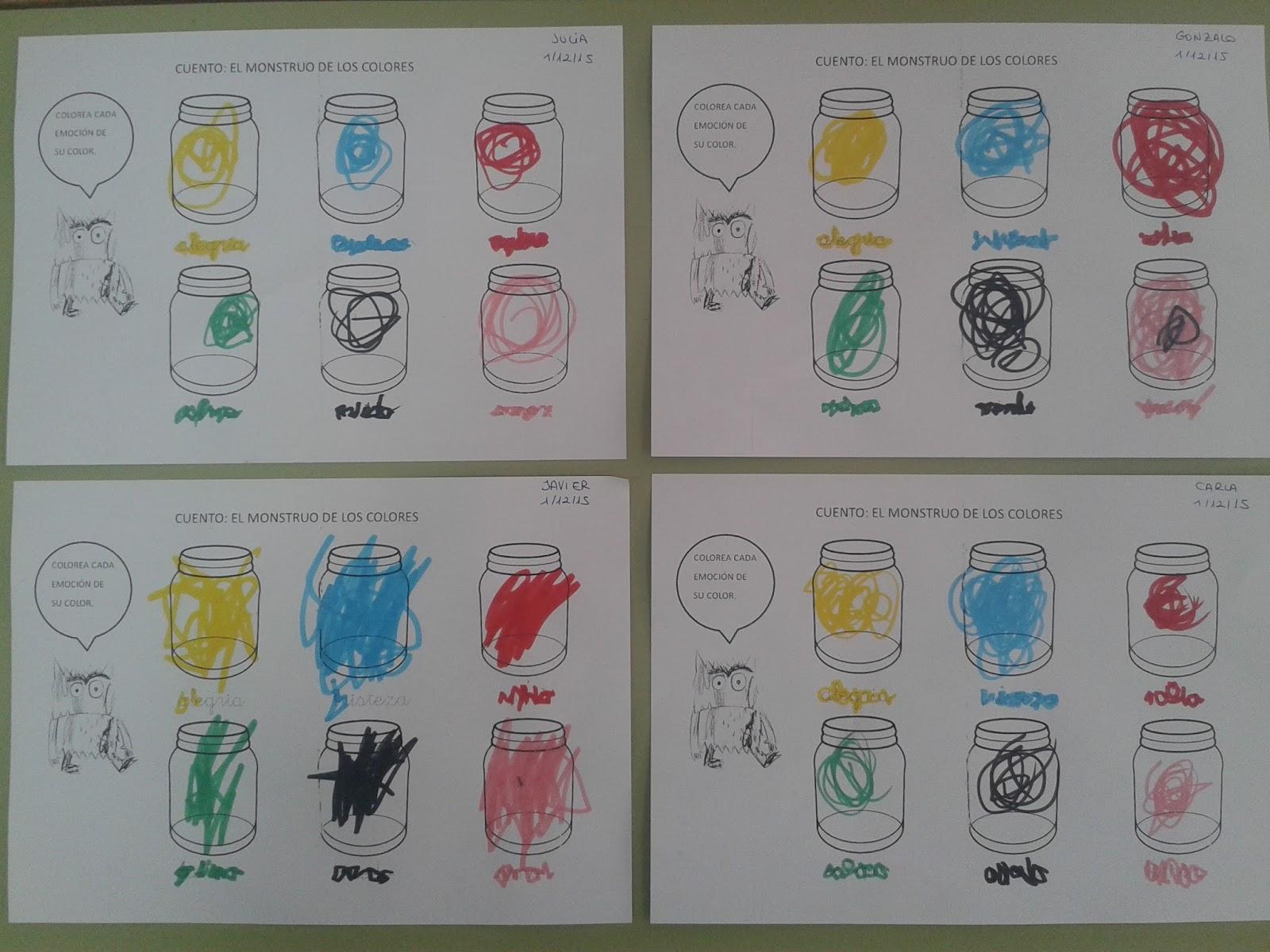 Único Páginas De Color Monstruo Ideas - Enmarcado Para Colorear ...