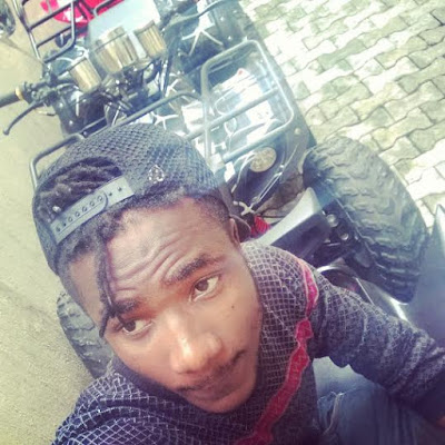 Nigerian artsist Dr Spicey