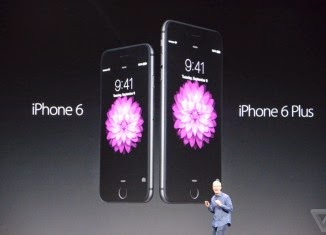 iPhone 6 and iPhone 6 Plus officially unveiled