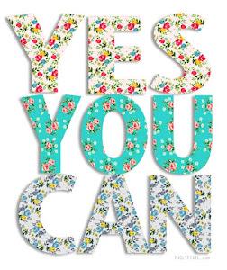 Sim,você consegue!