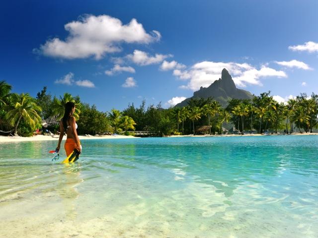 南太平洋の楽園を旅しよう!