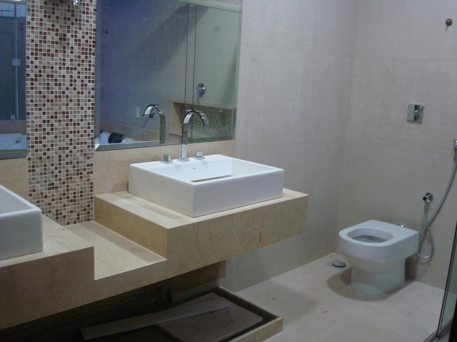 Banheiro Crema tim tim por tim tim!! #424C62 1600x1200 Bancada Banheiro Crema Marfil