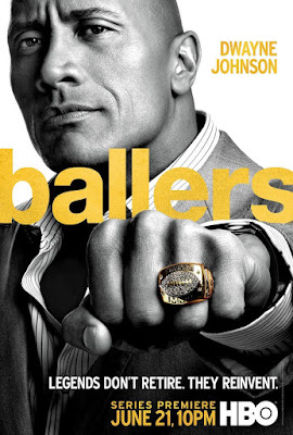 Ballers (TV Series) S02 DVD R1 NTSC Latino