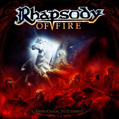 Rhapsody of Fire - From Chaos to Eternity (2011)