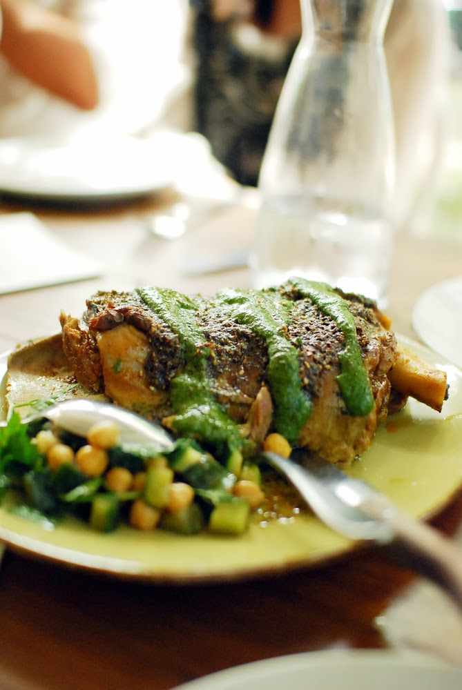 Chiswick Restaurant NSW Collective Menu wood roasted Moran family lamb