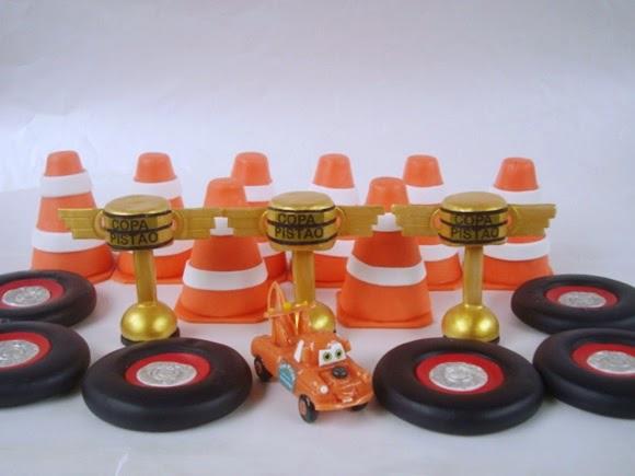 Carros - Copa Pistão