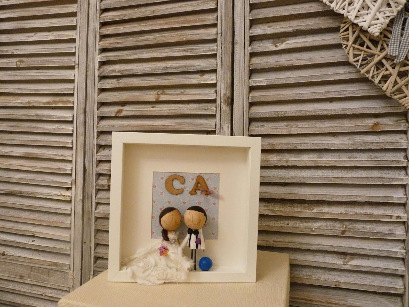 cuadros para regalar, detalle originales boda, cuadritos novios, novios pastel, wedding cake topper, novios personalizados, novios pastel personalizados