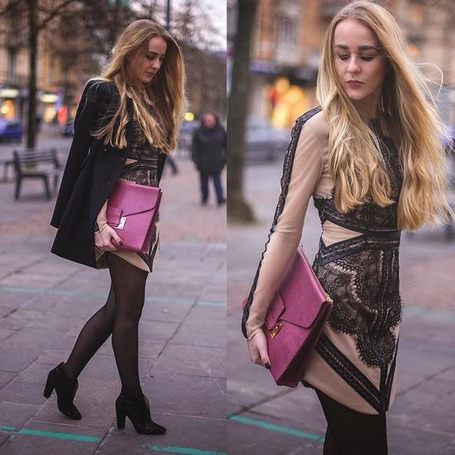 2013 SS Three Floor Mademoiselle Dress