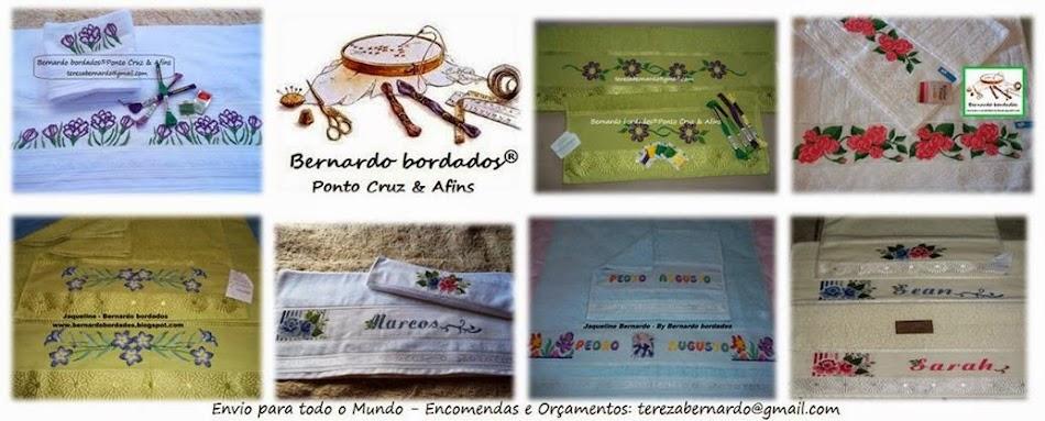 Bernardo Bordados®  Ponto Cruz e Afins