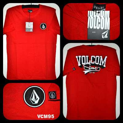 Kaos Surfing Volcom Kode VCM95