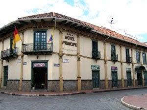 Hoteles en Cuenca Ecuador Hotel Príncipe