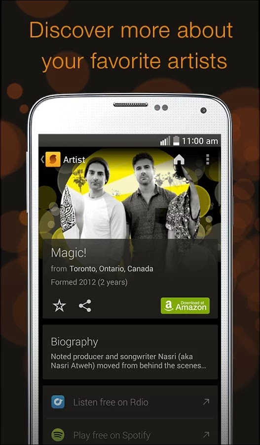 SoundHound ∞ Music Search v6.9.1