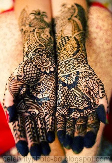 Latest%2BEid%2BMehndi%2BDesigns%2BCollection%2BFor%2BGirls%2B2014010