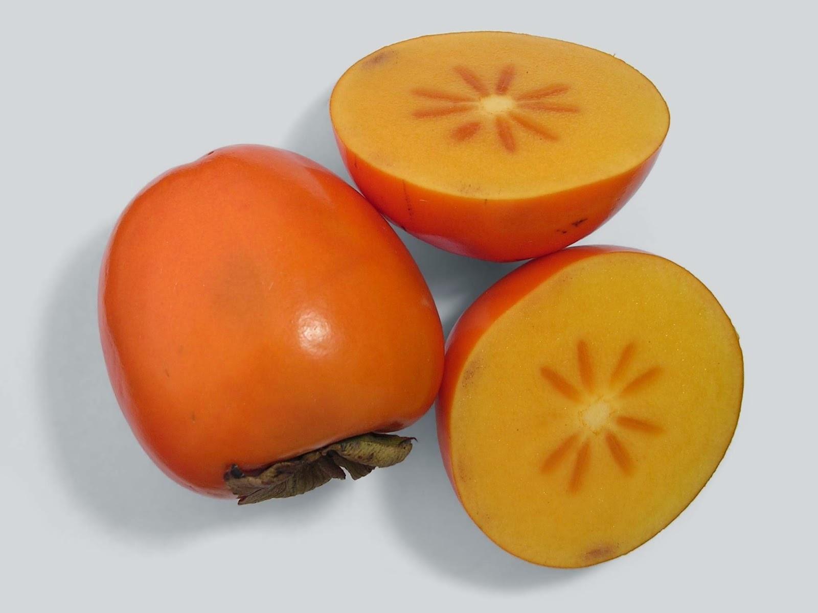 Manfaat Buah Kesemek, buah kesemek banyak manfaat, kandungan buah kesemek, khasiat buah kesemek