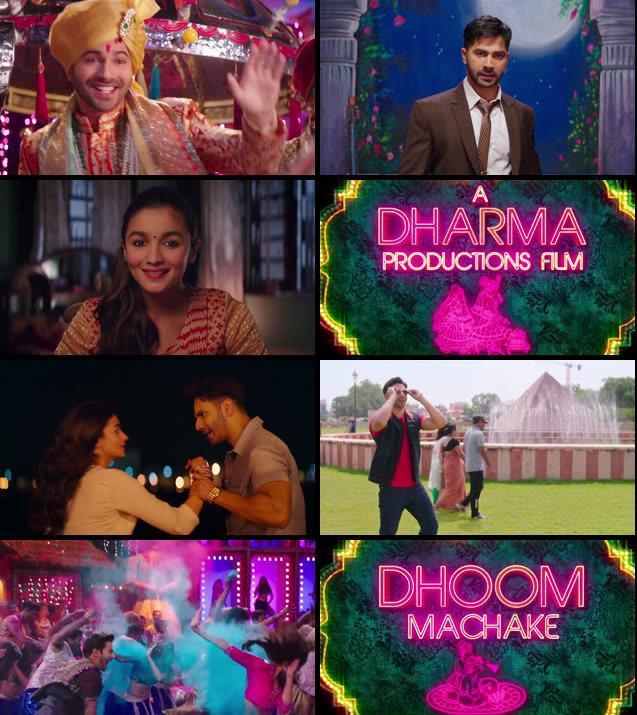 Badrinath Ki Dulhania Official Trailer 720p HD Download