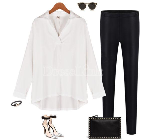 minimal outfit pinterest flatlay