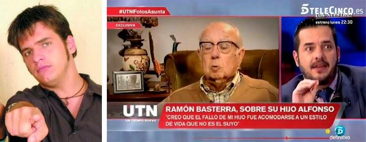 Víctor Serrano, periodista de sucesos, Asunta Basterra, Un tiempo nuevo, El programa de Ana Rosa