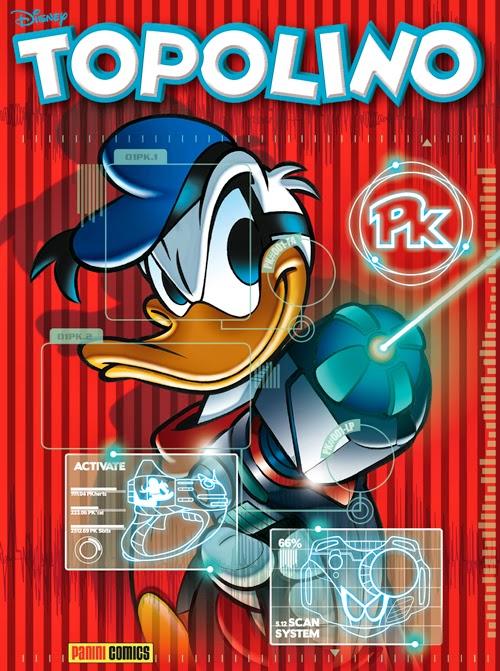 Topolino 3058 ritorno PK