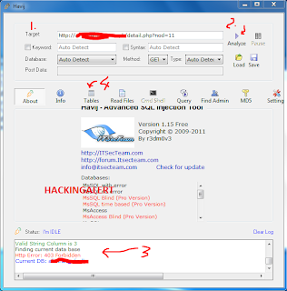 How to: Use Havij Sql Injection Tool (Tutorial)