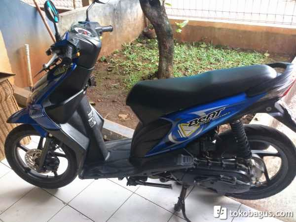 Honda Beat Biru Thn 2010